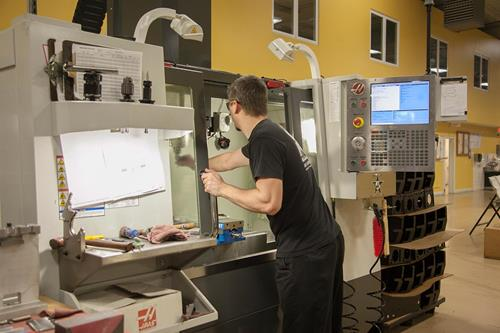 CMM Inspection and Solid Model Machining